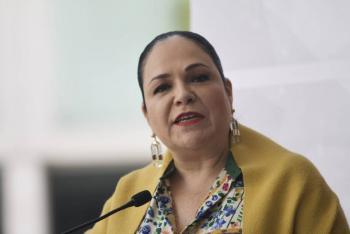 Ofrece el Senado sus respetos a la menor Fátima