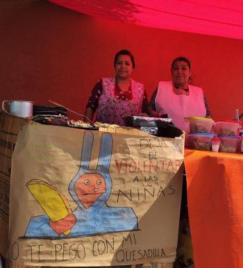 Juan Carlos Bodoque protagoniza campaña contra violencia de género