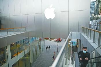 Apple padece coronavirus, su competencia también