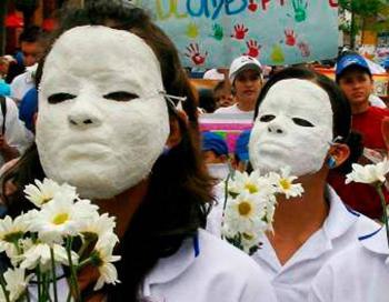 Cuatro menores son asesinados al día en México