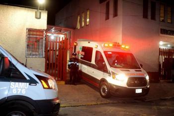 Explosión de pirotecnia deja cinco lesionados en Morelos