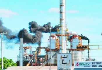 En riesgo calificación crediticia de Pemex: BofA