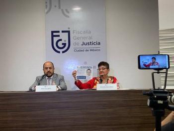 Dejaron que la mujer se llevara a Fátima, porque la reconoció: Godoy