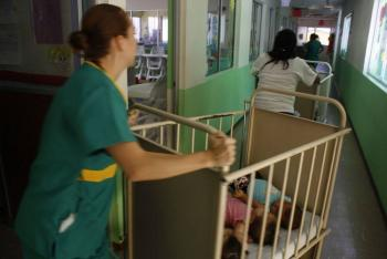 Muere menor por broncoaspiración en guardería en Querétaro