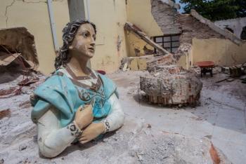 Destinará el gobierno 9 mil mdp para reconstrucción de inmuebles históricos dañados por sismos de 2017 y 2018