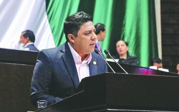 DIPUTADO GALLARDO PIDE NO POLITIZAR FEMINICIDIOS