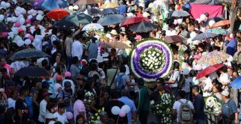 "Condena UNICEF ""trágica muerte de Fátima"