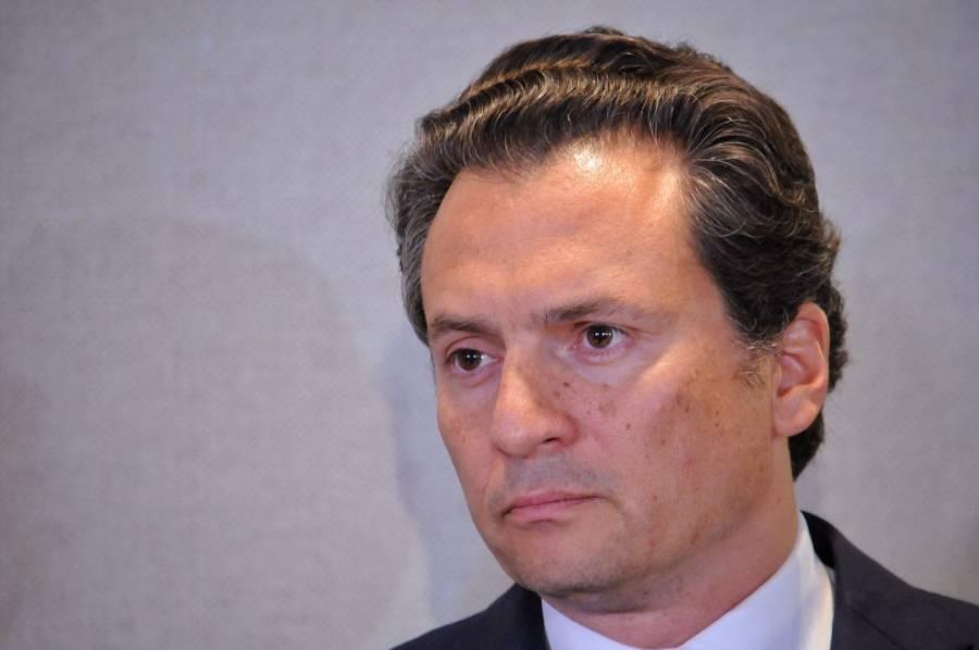 Emilio Lozoya recibe en Málaga a su abogado Javier Coello