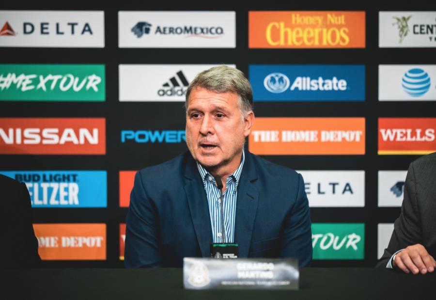 """Tata"" Martino apoyará a la Sub-23 rumbo a Tokio 2020"