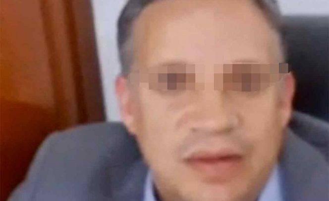 Arrestan a Omar Olvera, presuntamente vinculado con Emilio Lozoya
