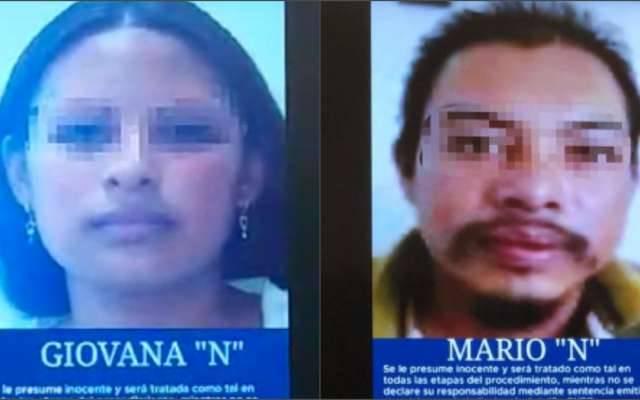 Presuntos asesinos de Fátima serán trasladados a la Fiscalía Antisecuestros