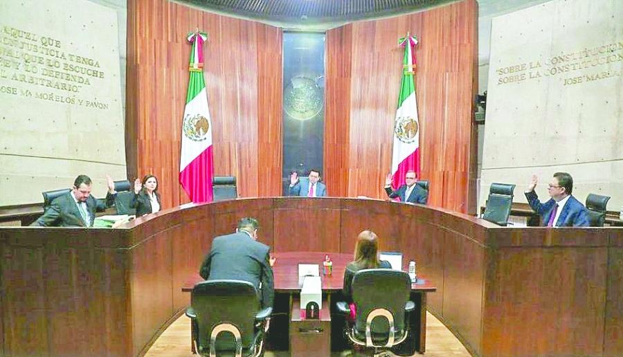 TEPJF pospone resolución sobre congreso de Morena