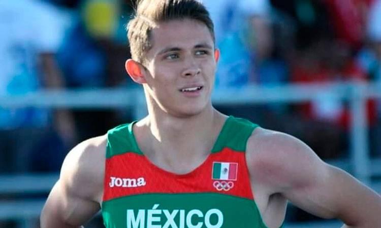 Detienen al presunto asesino del atleta Martín Loera