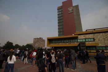 """Morena busca """"democratizar"""" elecciones en la UNAM"""