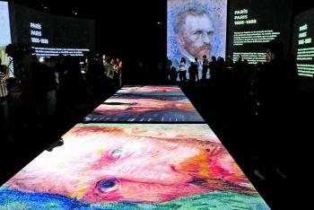 Agotan entradas a Van Gogh por 12 días y mafias aprovechan para reventa
