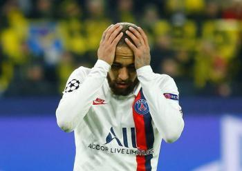 Neymar arremete contra el PSG tras su derrota ante Borussia