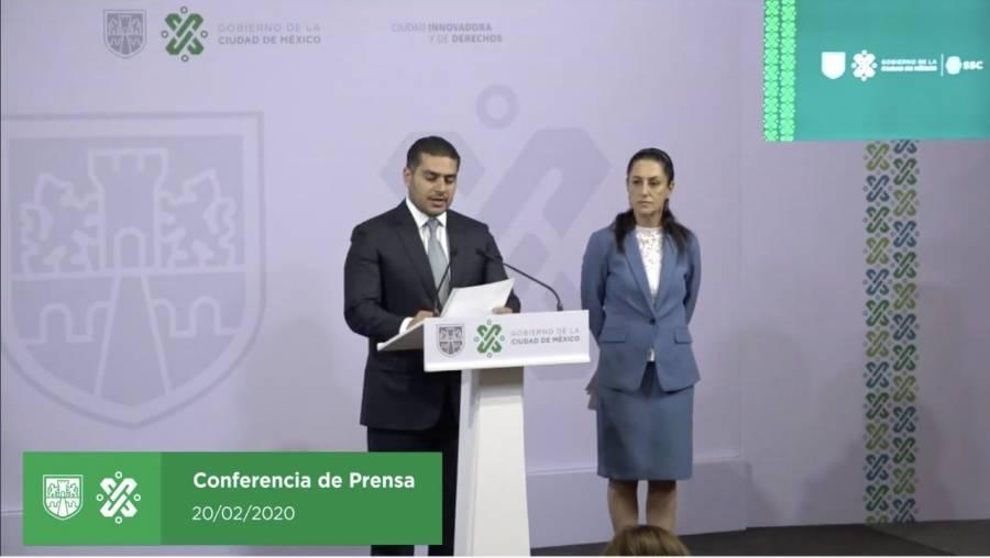 No fue dinero el móvil del asesinato de Fátima: Harfuch