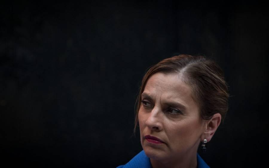 Gutiérrez Müller pide sumarse al paro nacional de mujeres