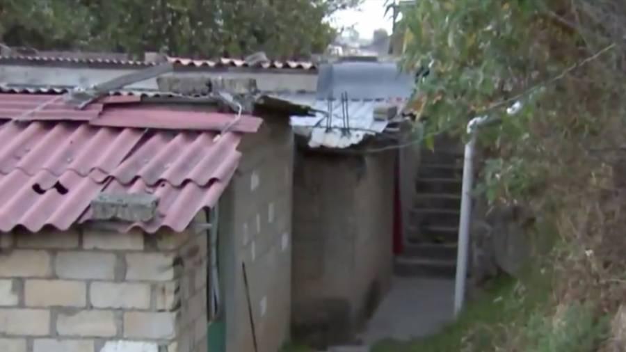 Esta es la casa donde se ocultaron los presuntos asesinos de Fátima