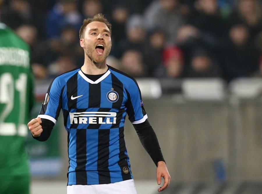 Eriksen se estrena y el Inter se lleva la ventaja ante el Ludogorets