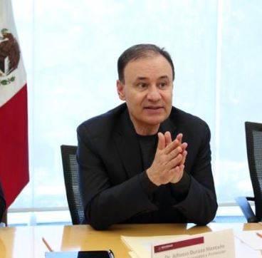 Alfonso Durazo: Protestas de Policías Federales son un negocio