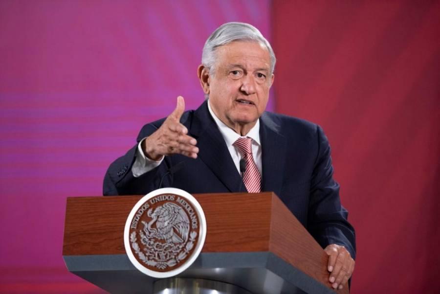 """Desconoce AMLO investigación contra EPN; """"no defiendo"""" al ex presidente, dice"""