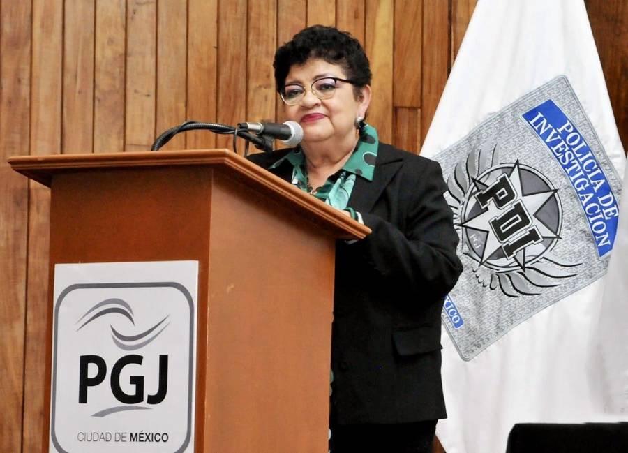 Ernestina Godoy agradece colaboración de la ciudadanía en el caso Fátima.