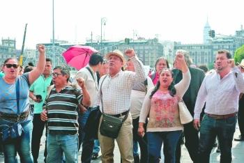 Por incumplir pactos, CNTE prevé marchas