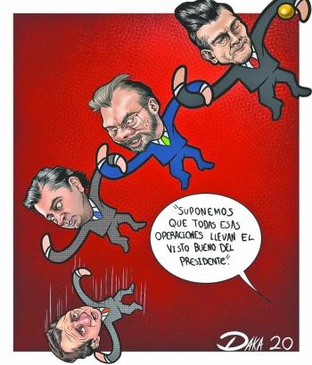 Diputados a favor de investigar a Peña Nieto