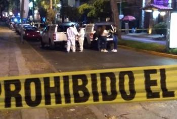 Ataque en bar de Cuernavaca deja un muerto y un periodista desaparecido