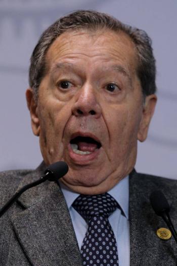Muñoz Ledo acusa de 'insensata' iniciativa para regular la UNAM