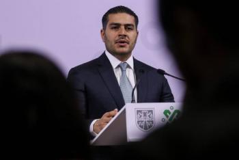 """""""El Lunares no va a salir de prisión"""": García Harfuch"""