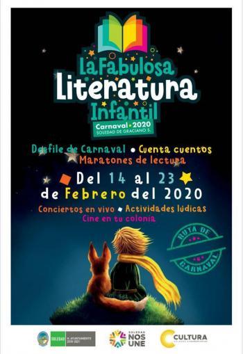Listo Carnaval Soledad 2020