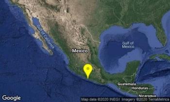 Se registra sismo de magnitud 5.0 con epicentro en Atoyac, Guerrero