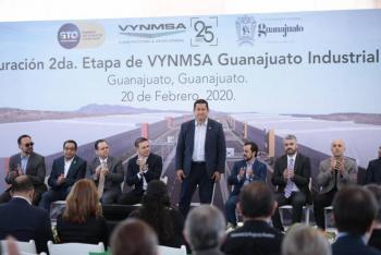 Reiteran empresas su confianza de inversión en Guanajuato
