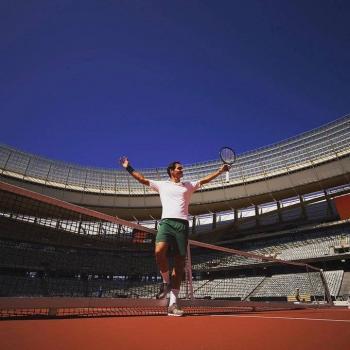 Roger Federer fue operado de la rodilla y se perderá cinco torneos