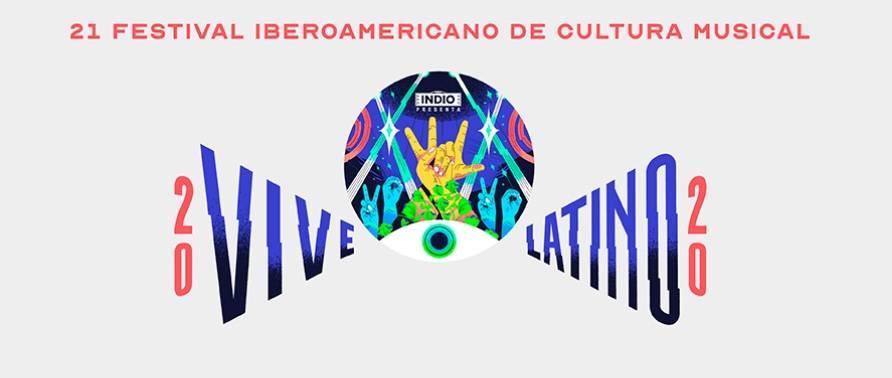 Revelan horarios por día del Vive Latino 2020
