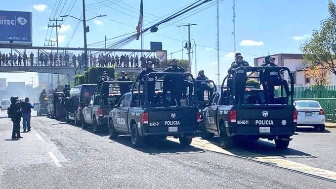 Trasladan a presuntos asesinos de Fátima, Giovana
