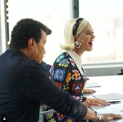 Katy Perry se desmaya por fuga de gas en American Idol