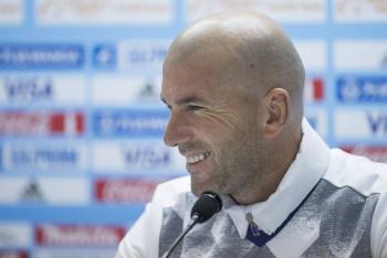 Zidane destaca figura de Ramos y apoyará su sueño olímpico