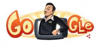 """Google celebra natalicio de """"Chespirito"""" con doodle"""