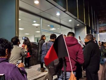 Fracasa huelga de extrabajadores: Notimex