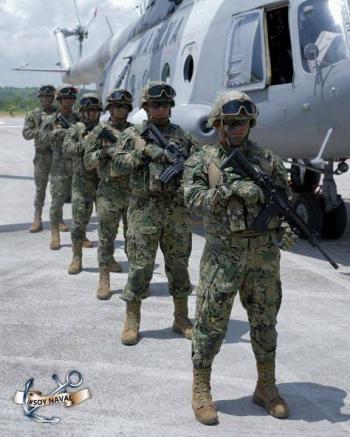 Atacan base de la Marina en Matamoros