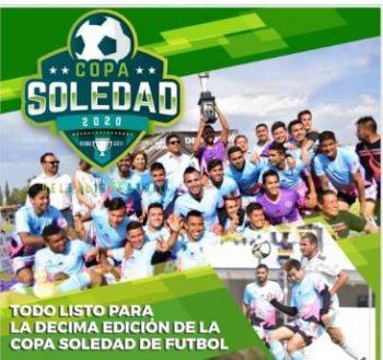 Copa Soledad 2020: Se enfrentarán los mejores equipos