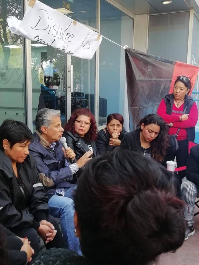 Exhorta Alejandro Rojas a buscar solución justa en huelga de Notimex