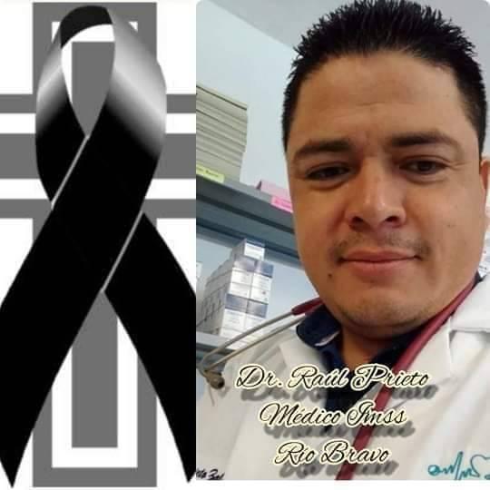 Confunden a médico del IMSS y lo acribillan en Tamaulipas