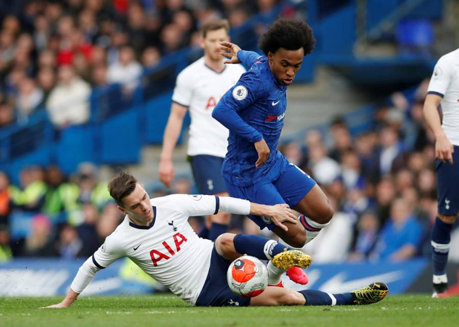 Lampard le gana partida a Mourihno y Chelsea se afianza en cuarta plaza