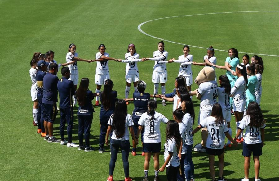 Pumas Femenil vence a Juárez y entra a zona de Liguilla