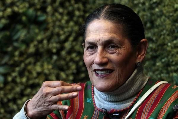 Jesusa Rodríguez apoya la iniciativa #UnDíaSinMujeres