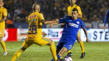 Gana Cruz Azul a Tigres